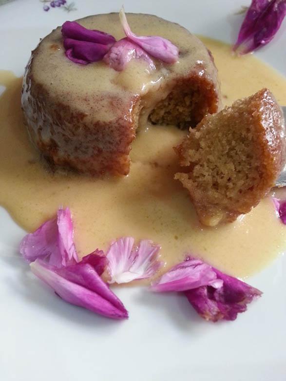 Flourless Malva Pudding