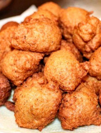 How to Make Koose (Savoury Fried Bean Cakes)