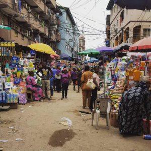 Balogun Market, Lagos Island, Lagos, Nigeria