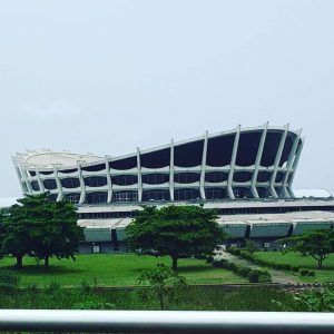 National Theatre, Lagos, Nigeria