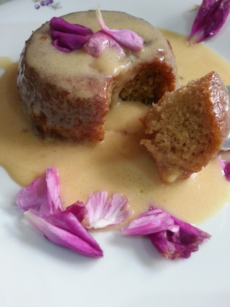 Flourless Malva Pudding