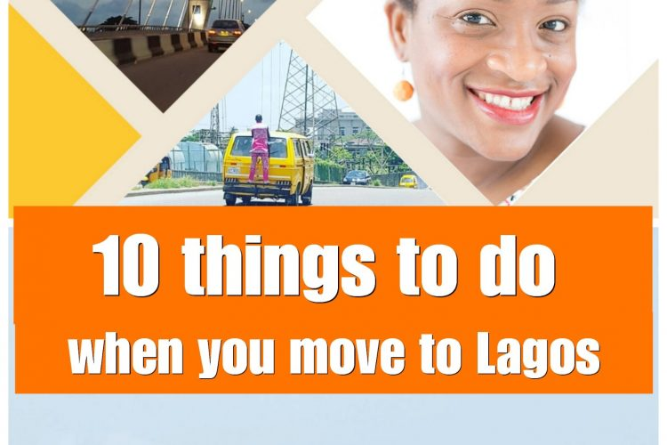 10 things to do when you first arrive in Lagos