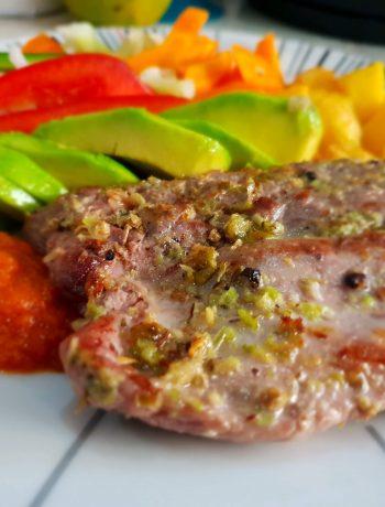 Pork Tenderloin Ghana Spice