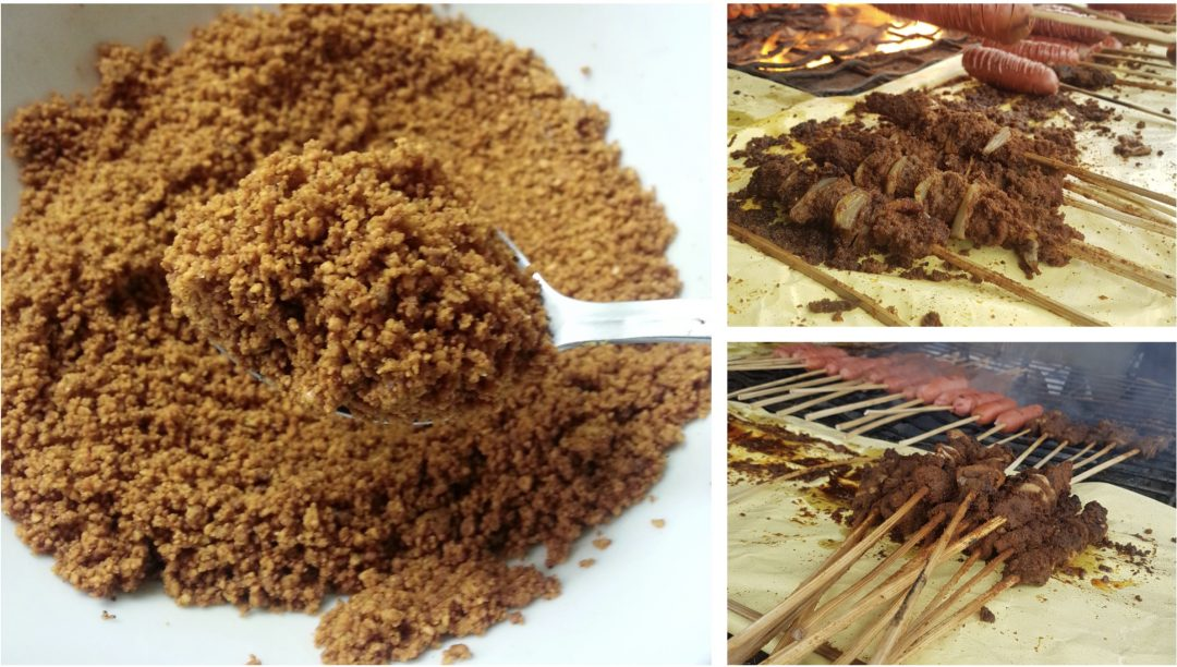 Homemade Kyinkyinga Spice (Yaji)